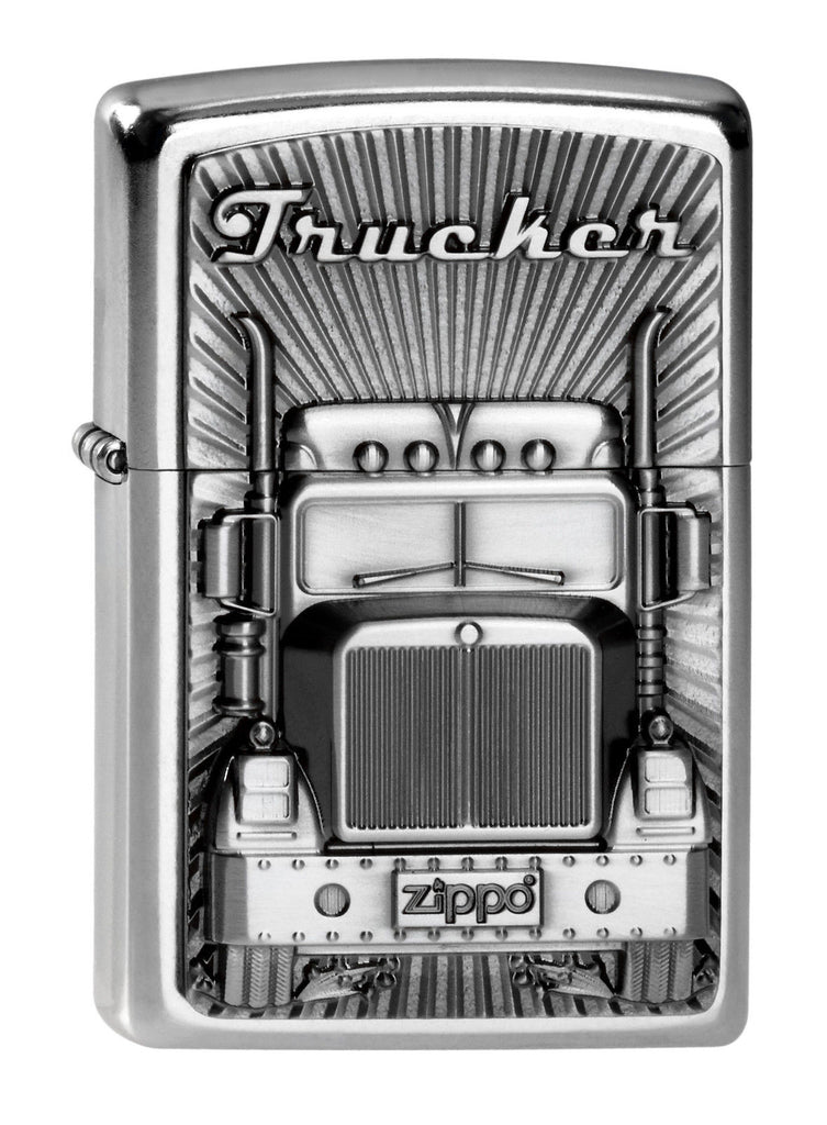 Zippo KING OF THE ROAD - TRUCKERS CHOICE Special Series
