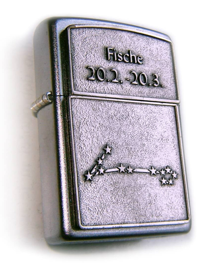 Zippo ASTROLOGICAL SIGNS- ZODIAC: PISCES Special Edition