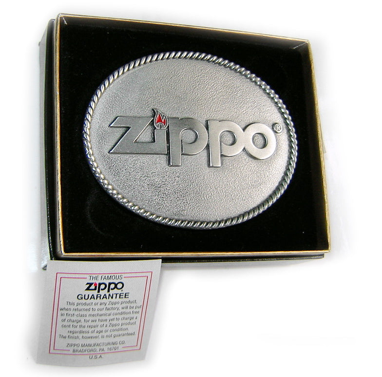 ZiPPO LIGHTERS - Official Licensed Belt BUCKLE I