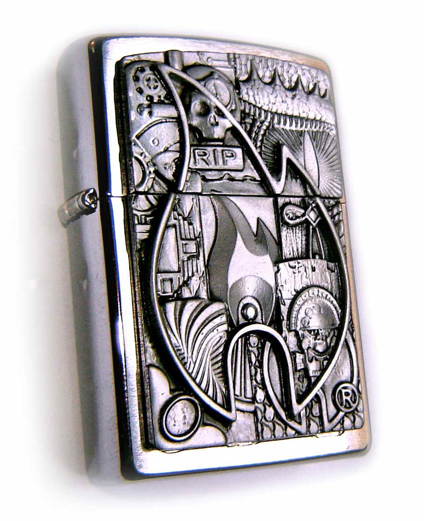 Zippo BUNCH OF LEGENDARY MOTIVES - All in One Special