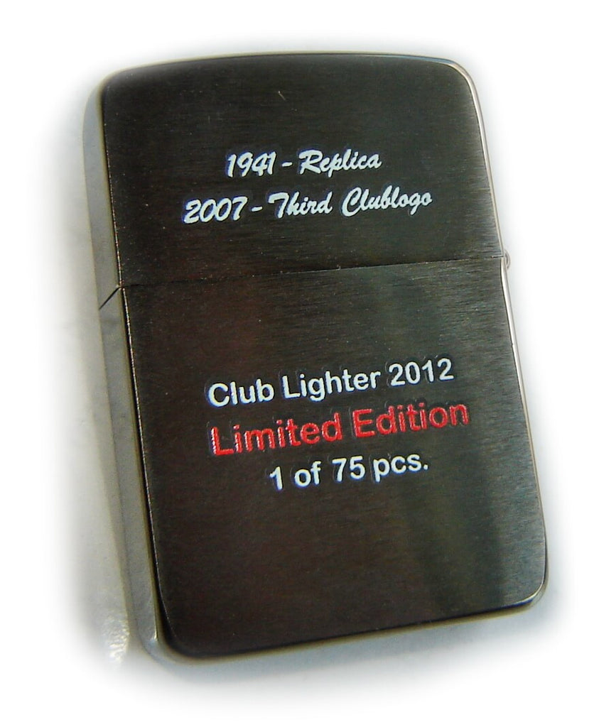Zippo CLUB AUSTRIA 2007 Limited Edition of 75 !!! 2-SIDE