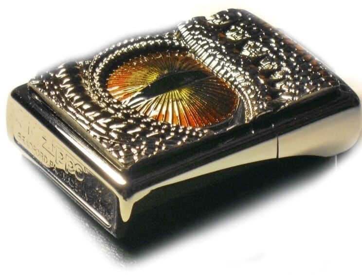 Zippo DRAGON EYE Luxury SPECIAL EDITION