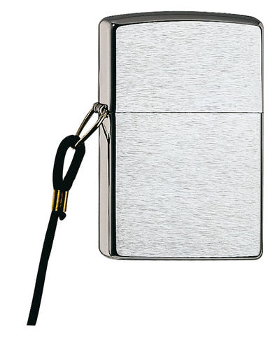 "Zippo LOOSPROOF EXTRA ""Fishing"" - DON'T LOOSE ME Release FANTASTIC!"
