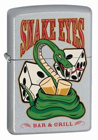 Zippo SNAKE EYES DICES Super Special OFFER!