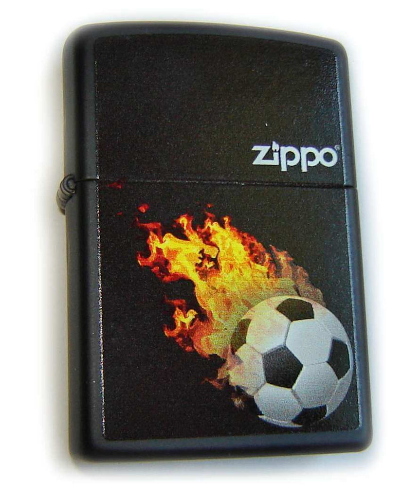 Zippo SOCCER - Flaming Ball SUPER SPECIAL OFFER!
