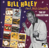 BILL HALLEY & HIS COMETS - THE EP COLLECTION 25 tracks Super CD