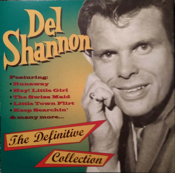 DEL SHANNON - The Definitive Collection 2CD