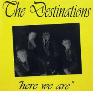 DESTINATIONS (THE) - HERE WE ARE by LITTLE ITALY RECORDS FANTASTIC Doo-Wop rarity