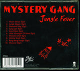 MYSTERY GANG - JUNGLE FEVER Very Hard to find CD