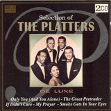 PLATTERS (THE) - SELECTION OF DE LUXE 2CD Fantastic Super SPECIAL OFFER CD