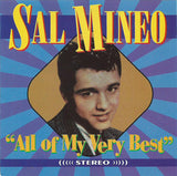 SAL MINEO - All of My Very Best  VERY RARE CD!