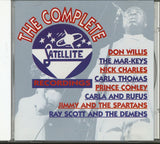 Various - THE COMPLETE SATELLITE RECORDINGS 32 Tracks RARE CD!