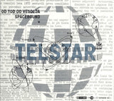 Various ‎- TELSTAR TRIBUTE - Od Tod Do Vesolja - Spacebound Limited Ediotion CD