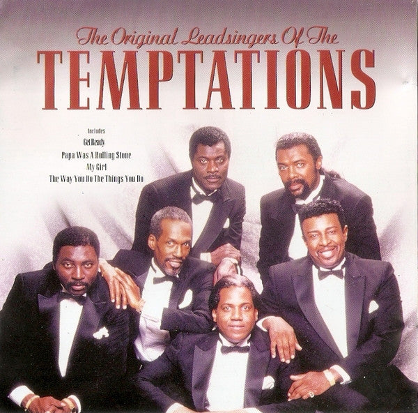 TEMPTATIONS (THE) - THE ORIGINAL LEADSINGERS OF THE  HITS COLLECTION Super BUDGET PRICE CD