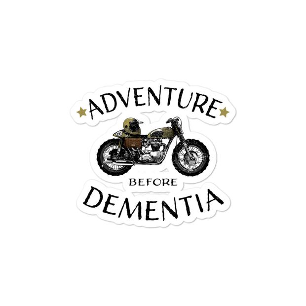 ADVENTURE B4 DEMENTIA STICKY