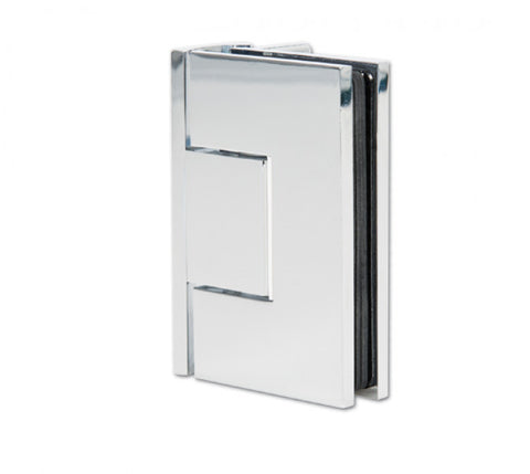Shower Door Hinge Bilbao Premium 90° glass/wall one side wall mounted 36 kg