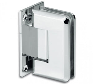Shower Door Hinge Barcelona 90° glass/wall Both Sides Wall Mounted