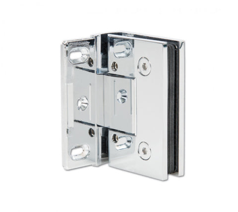 Shower Door Hinge Bilbao Premium 90° (adjustable) one side wall mounted 50 kg