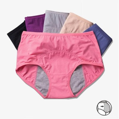Image of Culottes Menstruelles (lot de 3)