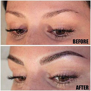 Gel en Fibre d'Extension Sourcils