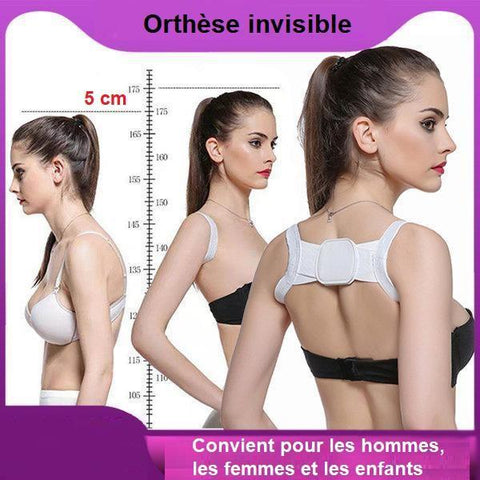 Support Pour Correction De Posture-Support Pour Correction De Posture-happiershop.com