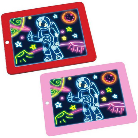 Tablette à Dessin LED Éducatif Pour Enfants- happiershop.com