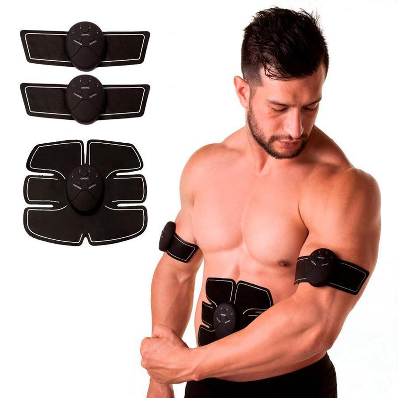 Pack SIXPAD Tonification Musculaire Sans Fil - EMS Technologie-Pack SIXPAD Tonification Musculaire Sans Fil - EMS Technologie-happiershop.com
