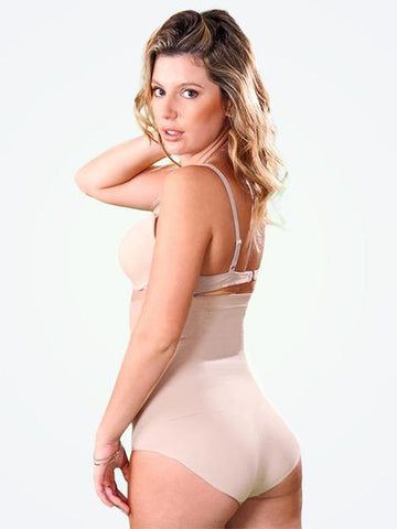Image of Happier™ Gaine amincissante Taille Haute Panty Minceur-Gaine amincissante-happiershop.com