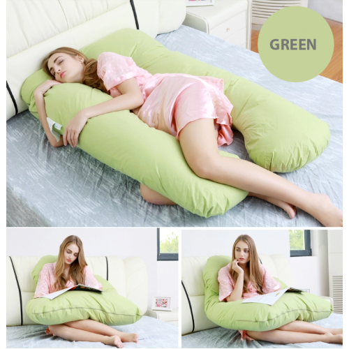 Oreiller Ergonomique forme U coussin confortable Multi Position- happiershop.com