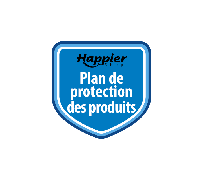 2 ans d'extension plan de protection produit