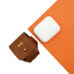 AirPods Cover- Tan