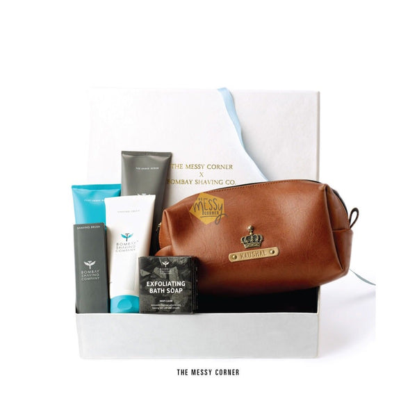 Exclusive Men's Grooming Gift Hamper!