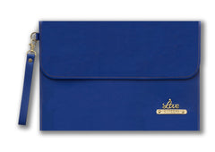 Blue Laptop Sleeve - Themessycorner