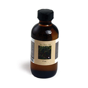 Tea Tree Oil 4oz