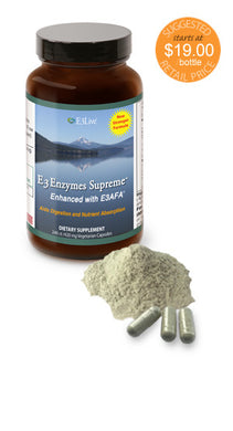E3 Enzymes Supreme enhanced with E3 AFA