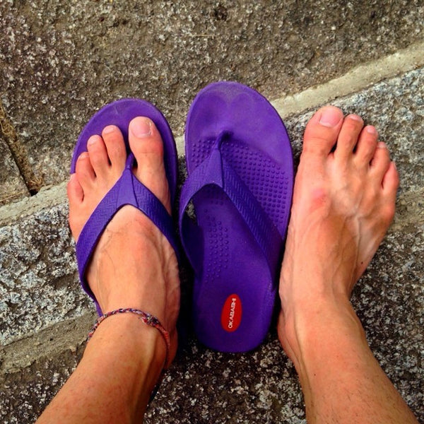 THE PROS AND CONS OF GOING BAREFOOTED