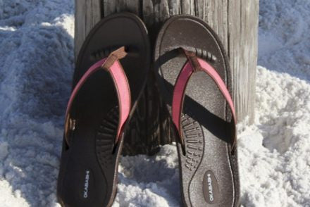 SUMMER FOOT SAFETY: WHY YOU SHOULD PACK YOUR FLIP FLOPS