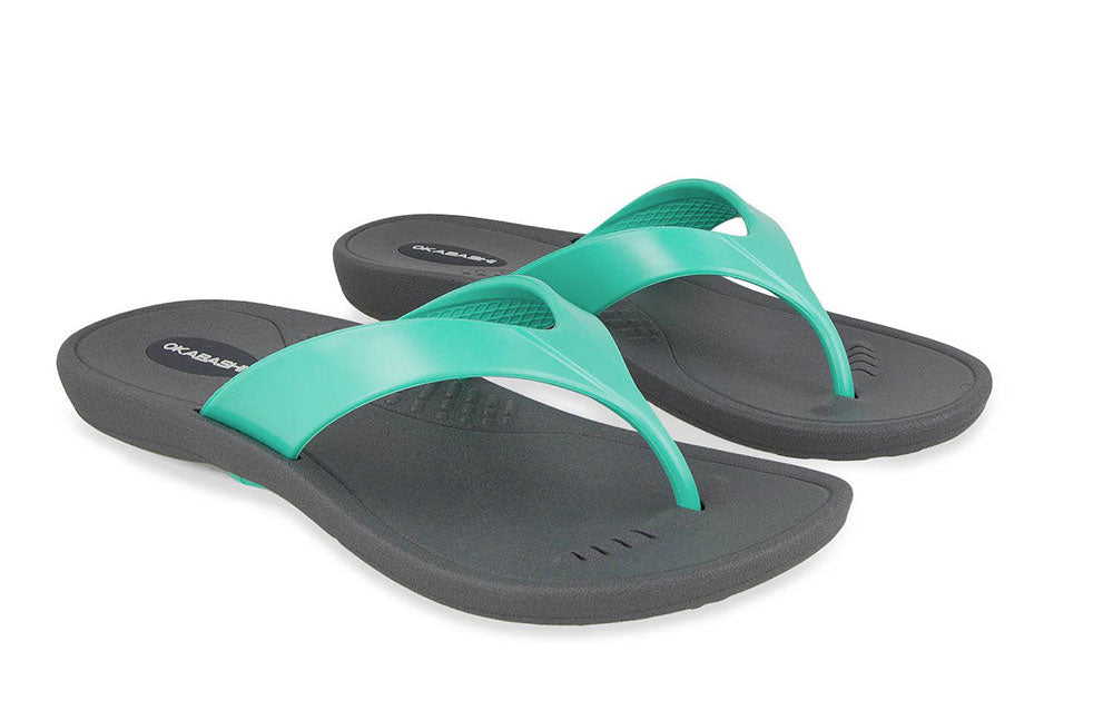 3f1165f496414f Marina - Two piece women s flip flop that is slip and water resistant and  ready for the sun ...