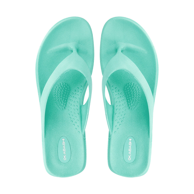 "b661c3f53b6 ""I love these flip flops. I have been wearing the same pair for ten years.  I have purchased a lot of shoes from Okabashi since"