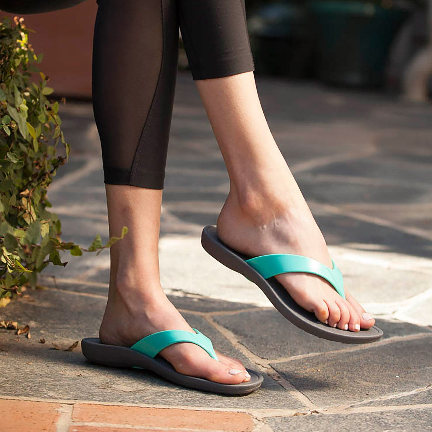 Womens Flip Flops, Sandals, And Clogs - Okabashi Shoes-5386