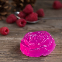 Raspberry Shower Bar