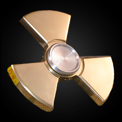 Radioactive Isotope .67 - Fidget Hand Spinner