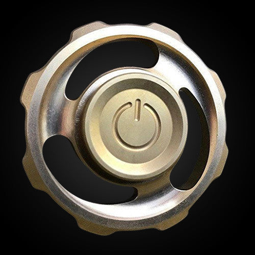 Circulator (Brass) - Hand Fidget