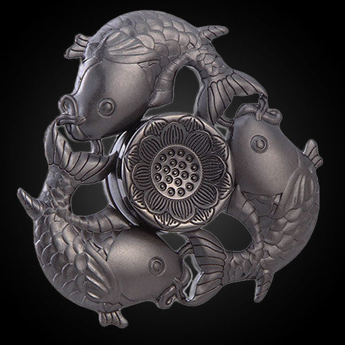 Flying Fish Spinner - Hand Fidget