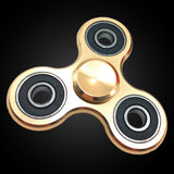 Gold Metal Spinner - Hand fidget
