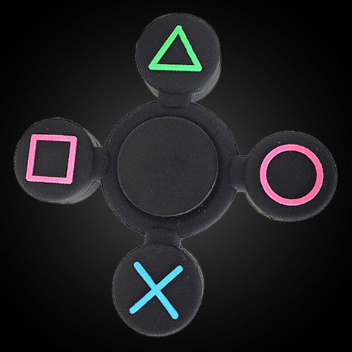 Game Pad Spinner - Hand Fidget