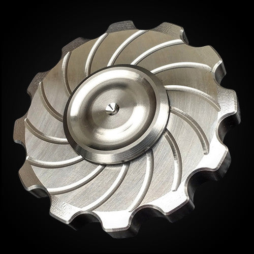 Cognito (Stainless Steel) - Hand Fidget