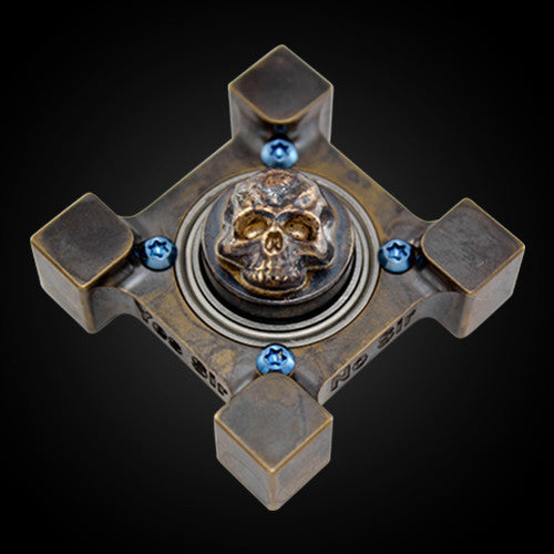 SteelFlame Ring - Fidget Hand Spinner