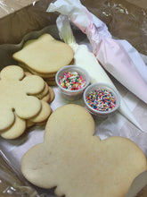 Spring Cookie Decorating Box