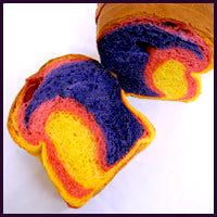 Colored Easter Bread
